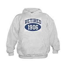 Retired 1906 (blue) Hoodie
