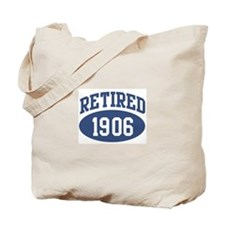 Retired 1906 (blue) Tote Bag