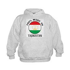 Made In Tajikistan Hoodie