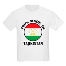 Made In Tajikistan T-Shirt