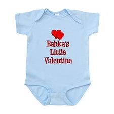 Babka's Little Valentine Body Suit