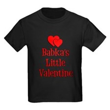 Babka's Little Valentine T-Shirt