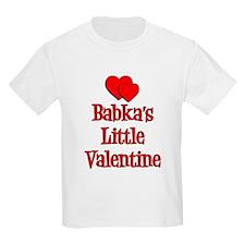 Babka's Little Valentine T-Shirt