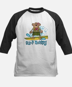 Surf Monkey (girl) Tee