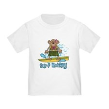 Surf Monkey (girl) T