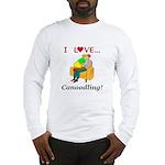 I Love Canoodling Long Sleeve T-Shirt