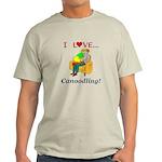 I Love Canoodling Light T-Shirt