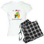 I Love Canoodling Women's Light Pajamas