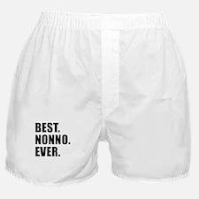 Best. Nonno. Ever. Boxer Shorts