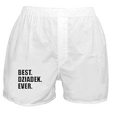 Best. Dziadek. Ever. Boxer Shorts