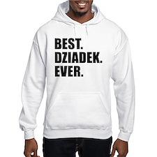 Best. Dziadek. Ever. Hoodie
