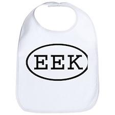 EEK Oval Bib