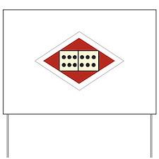 12th Anti-Aircraft Division Yard Sign