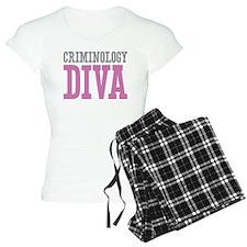 Criminology DIVA Pajamas