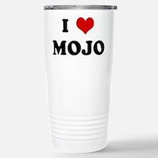 Unique I love design Travel Mug