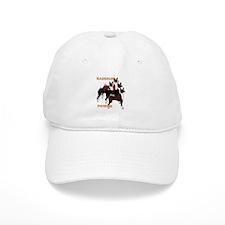 Basenji power Baseball Cap