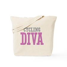 Cycling DIVA Tote Bag