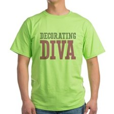 Decorating DIVA T-Shirt