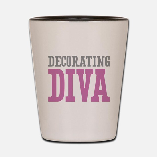 Decorating DIVA Shot Glass