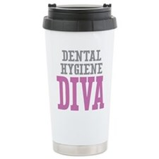 Dental Hygiene DIVA Travel Mug