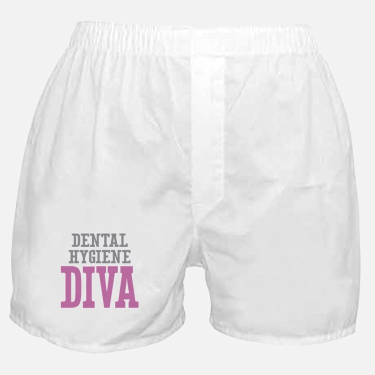 Dental Hygiene DIVA Boxer Shorts