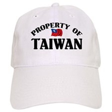 Property Of Taiwan Baseball Cap