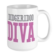 Didgeridoo DIVA Mugs