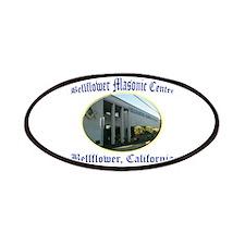 Bellflower Masonic Center Patches