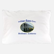 Bellflower Masonic Center Pillow Case