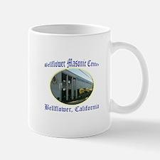 Bellflower Masonic Center Mugs