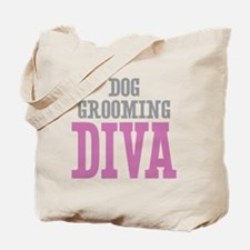 Dog Grooming DIVA Tote Bag