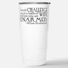 Unique Quotes Thermos Mug