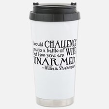 Funny Quote Travel Mug
