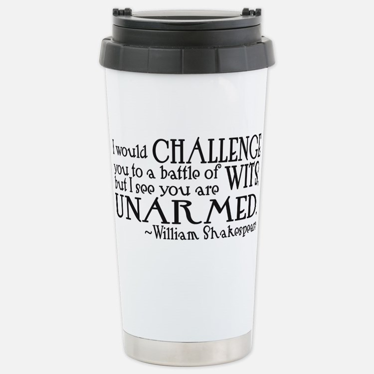 Cute Frank zappa quote Travel Mug