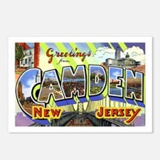 Camden New Jersey Postcards (Package of 8)