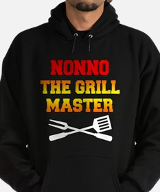 Nonno The Grill Master Hoodie