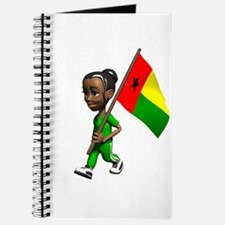 Guinea-Bissau Girl Journal