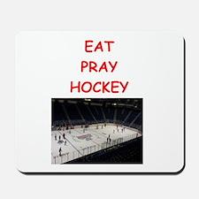 hockey joke Mousepad