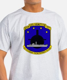 USS HAMPTON T-Shirt