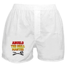 Abuelo The Grill Master Boxer Shorts