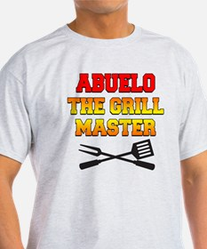 Abuelo The Grill Master T-Shirt
