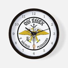 USS Essex CVA-9 CVS-9 Wall Clock