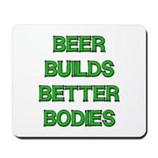 Beer Belly Under Construction Mousepad