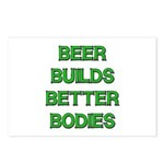 Beer Belly Under Construction Postcards (Package o