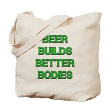 Beer Belly Under Construction Tote Bag
