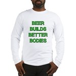 Beer Belly Under Construction Long Sleeve T-Shirt