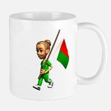 Madagascar Girl Mug