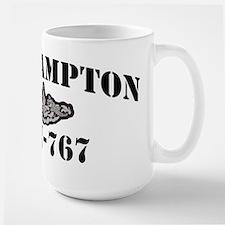 USS HAMPTON Mugs