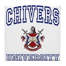 CHIVERS University Tile Coaster