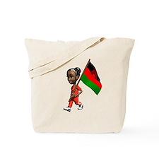 Malawi Girl Tote Bag